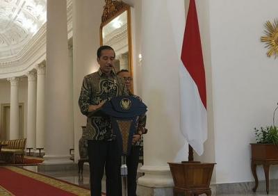 Ketua KPK Memohon Agar Jokowi Terbitkan Perppu Setelah Dilantik