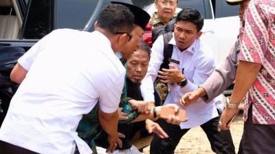 Anak Abu Rara Takut saat Diajak Menusuk Wiranto