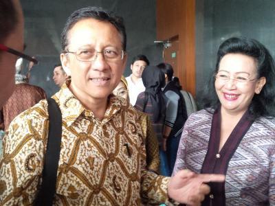 Diundang Bamsoet, Irman Gusman Bakal Hadiri Pelantikan Jokowi-Ma'ruf