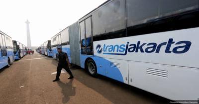 Dishub DKI Klaim Bus Transjakarta Zhongtong Layak Mengaspal