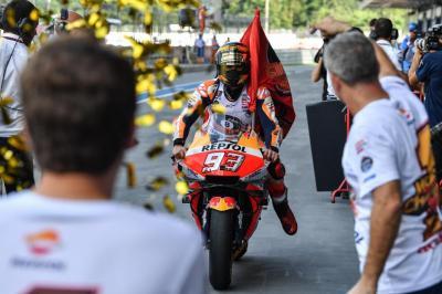 Domenicali Ungkap Cara Hentikan Dominasi Marquez