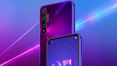 Huawei nova 5T Bakal Meluncur November, Intip Spesifikasinya