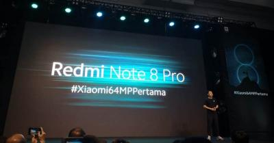 Resmi Meluncur, Ini Spesifikasi dan Harga Redmi Note 8 dan Note 8 Pro