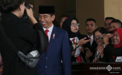 Jokowi Penuhi 4 Sifat Pemimpin Berbasis Spiritual Kuat