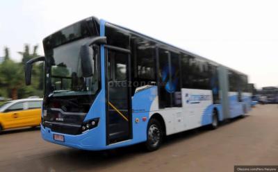 Bus Transjakarta Tak Melintas di Sekitar Gedung DPR hingga Pelantikan Presiden