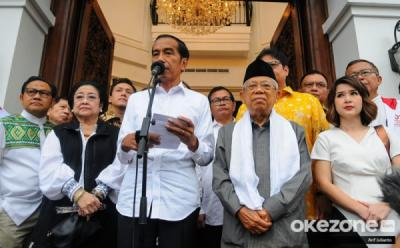 Jokowi Diminta Tak Tergesa-gesa Susun Kabinet