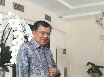 JK : Bagi yang Akan Mengemban Tugas Bersama Pak Presiden Lagi, Selamat Bekerja