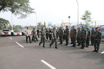 Pelantikan Jokowi-Ma'ruf, Pengamanan Bandara Soetta Diperketat