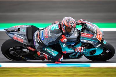 Quartararo dan Vinales Buktikan Yamaha Bisa Bersaing di Sirkuit Motegi