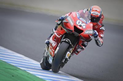 Dovizioso Punya Perasaan Berbeda Jalani Hari Pertama MotoGP Jepang 2019