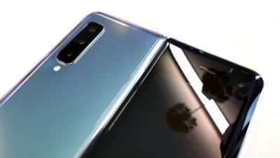 Samsung Galaxy Fold 2 Punya Fitur untuk Kalahkan Huawei Mate X