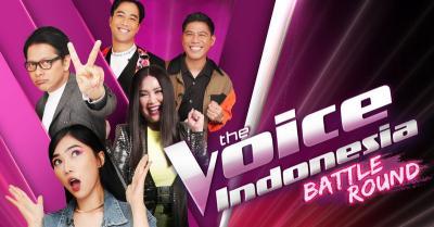 Hasil Akhir Babak Battle Round The Voice Indonesia 2019