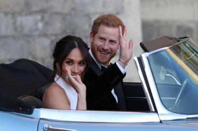 Typo di Instagram, Pangeran Harry-Meghan Markle Minta Maaf