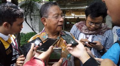Menko Darmin Beberkan 4 Prestasi Pemerintahan Jokowi-JK