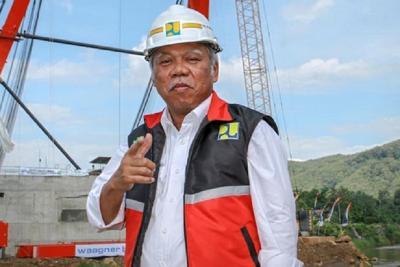 Sempat Dendam Tak Lolos Seleksi Masuk, Akhirnya Menteri Basuki Dapat Gelar Insinyur dari ITB