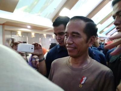 Pelantikan Presiden 2019, Jokowi ke Gedung DPR MPR Malam Ini