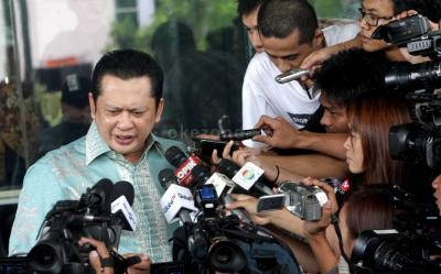 Bamsoet Tak Tahu soal Rencana Arak-arakan Jokowi-Ma'ruf