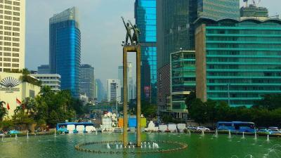 Jakarta Akan Cerah Berawan Sepanjang Hari Ini