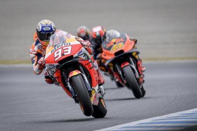 Hasil Kualifikasi MotoGP Jepang 2019, Marquez Menggila