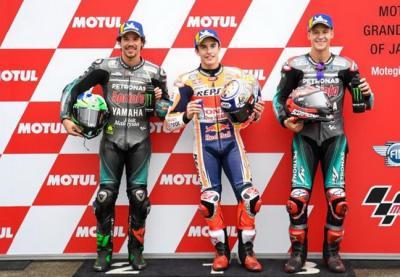 Marc Marquez Raih Pole Position di Semua Sirkuit MotoGP