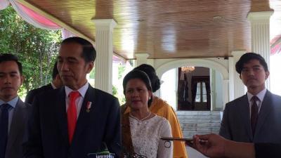 Jokowi Kembali Jabat Presiden, Ini Harapan Anak-Anaknya