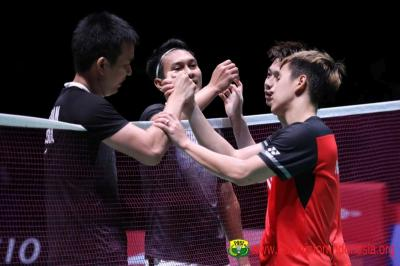 All Indonesian Final, Ini Head-to-Head Marcus Kevin vs Ahsan Hendra