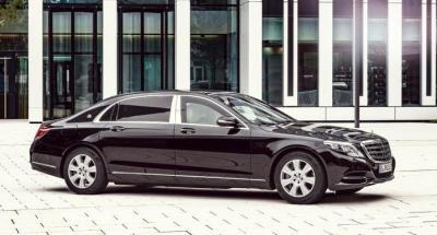 Alasan Mercedes Benz S-Class Dipilih Jadi Mobil di Pelantikan Presiden Jokowi