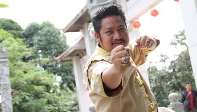 Ki Kusumo Gabungkan Aktor Indonesia dan Mandarin di Film Lo Ban Teng