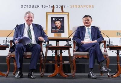 Jack Ma soal Filantropi di China: Baru Saja Dimulai