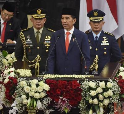 Pagi Ini Jokowi Umumkan Susunan Kabinet Kerja Jilid II