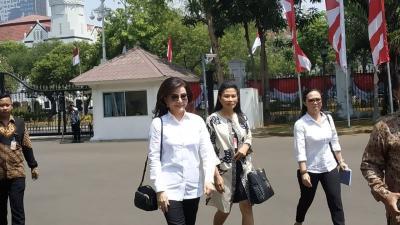 Usai Mahfud MD, Jokowi Panggil Bupati Minahasa Selatan