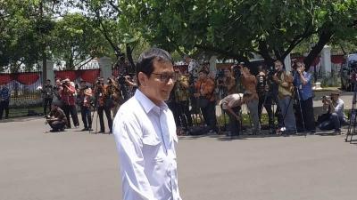 Wishnutama dan Erick Thohir Juga Sambangi Istana
