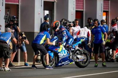 Joan Mir Sebut Suzuki Alami Langkah Maju di MotoGP Jepang 2019