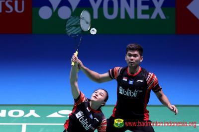 Tumbangkan Unggulan Pertama dan Kedua di Denmark Open 2019, Ini Komentar Praveen Melati