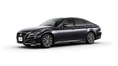 Intip Lebih Dekat Kelebihan Toyota Crown Hybrid Mobil Dinas Menteri Baru
