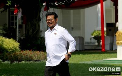 5 Gaya Calon Menteri Pria saat Datang ke Istana Negara