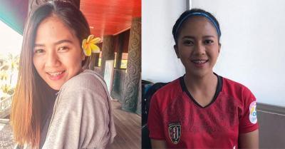 Potret Cantik Natasya Anggraini Striker Bali United Putri, Jomblo Siap-Siap Meleleh