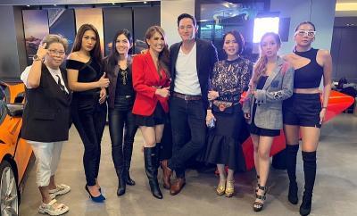Helena Lim Gandeng Mike Lewis hingga Mey Chan di Video Klip Barunya
