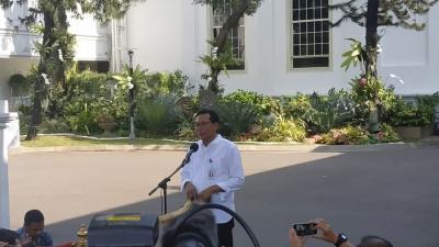 Jadi Jubir Jokowi, Fadjroel Rahman Tetap Jabat Komisaris Utama Adhi Karya