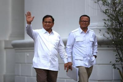 PPP Sebut Koalisi Jokowi Bertambah Kuat dengan Masuknya Gerindra