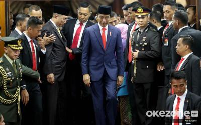 Jokowi Diingatkan Tempatkan Menteri Sesuai Keahliannya