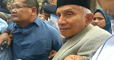 Dahnil Sebut Amien Rais Hormati Sikap Prabowo Masuk Kabinet Jokowi