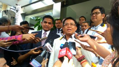 Presiden PKS Hormati Pilihan Politik Prabowo Masuk Kabinet Jokowi