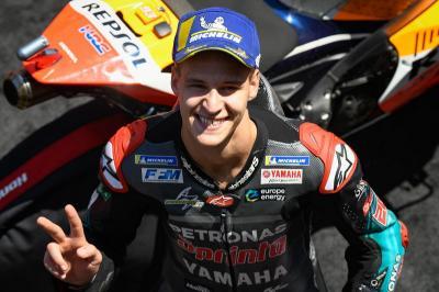 Yamaha Cocok dengan Phillip Island, Quartararo Optimis Tatap MotoGP Australia