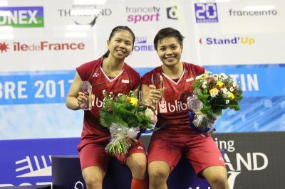 5 Wakil Terakhir Indonesia yang Juara Bulu Tangkis Prancis Open
