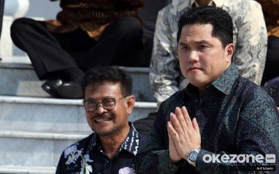 Pasar Respons Positif Erick Thohir Jadi Menteri BUMN dan Komposisi Tim Ekonomi Kabinet Jokowi