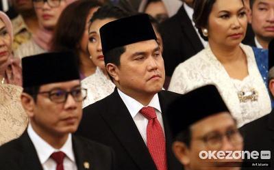 Jadi Menteri, Erick Thohir Bakal Bersih-Bersih BUMN