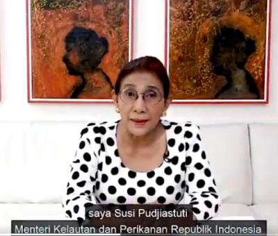 Susi Ingatkan Edhy Prabowo soal Asing Haram Tangkap Ikan di RI hingga Cantrang