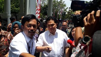 Jika Kinerja Tak Bagus, Erick Thohir Siap Dicopot dari Menteri BUMN