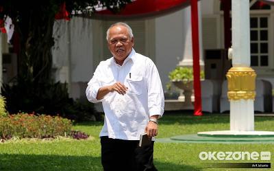 Langsung Kerja, Menteri PUPR Kumpul Bareng Erick Thohir hingga Wishnutama